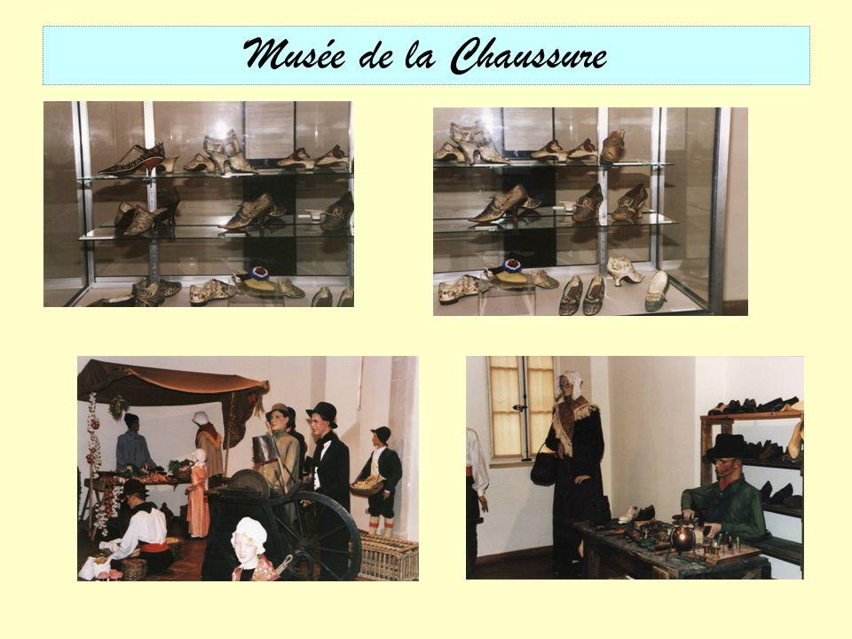 Musée de la Chaussure