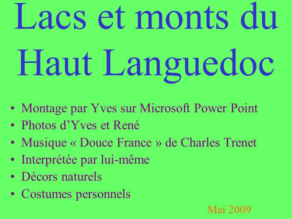 Lacs et monts du Haut Languedoc
