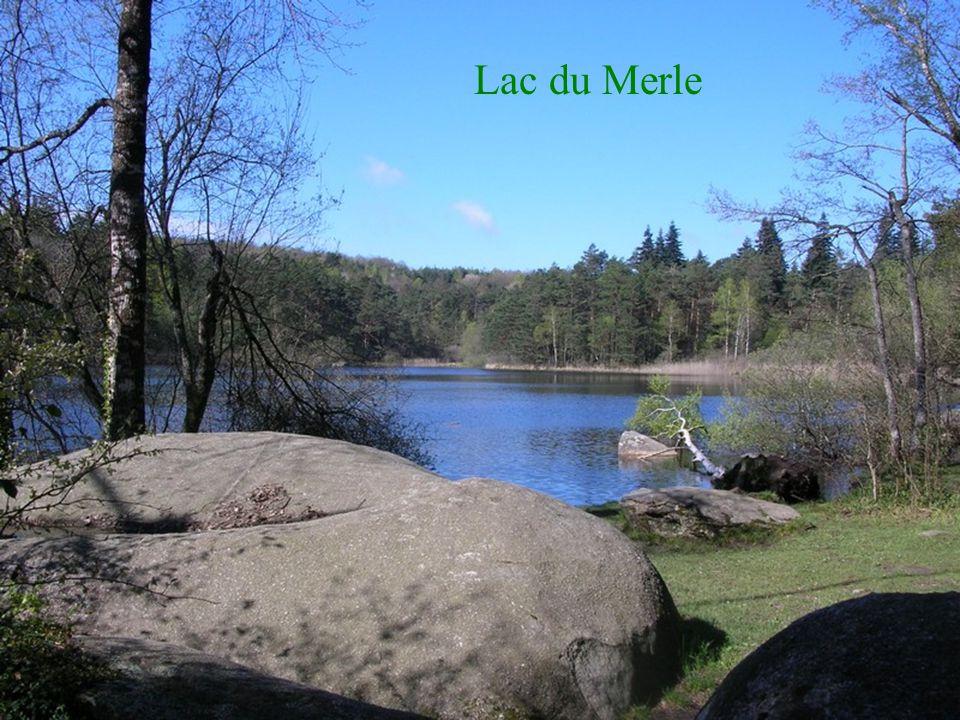 Lac du Merle