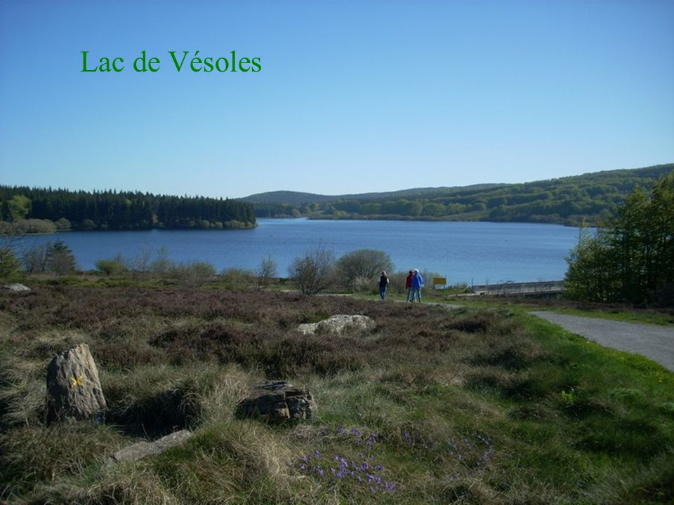Lac de Vésoles Lac de Vésoles