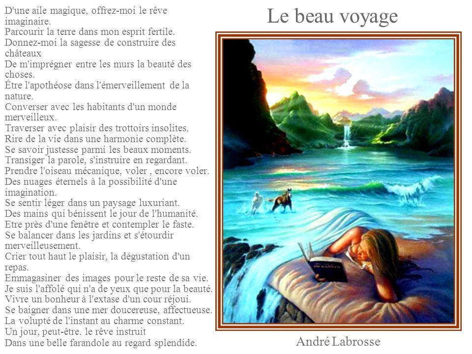 Le beau voyage André Labrosse