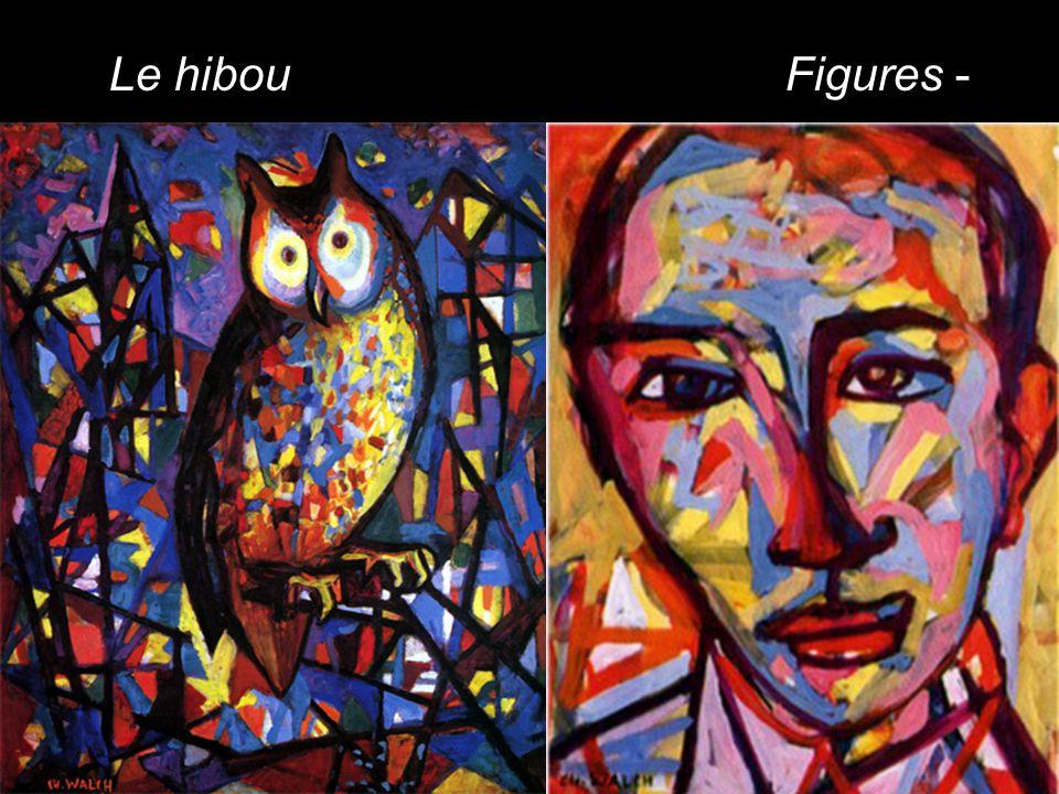 Le hibou Figures -