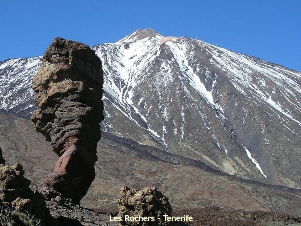 Les Rochers - Tenerife
