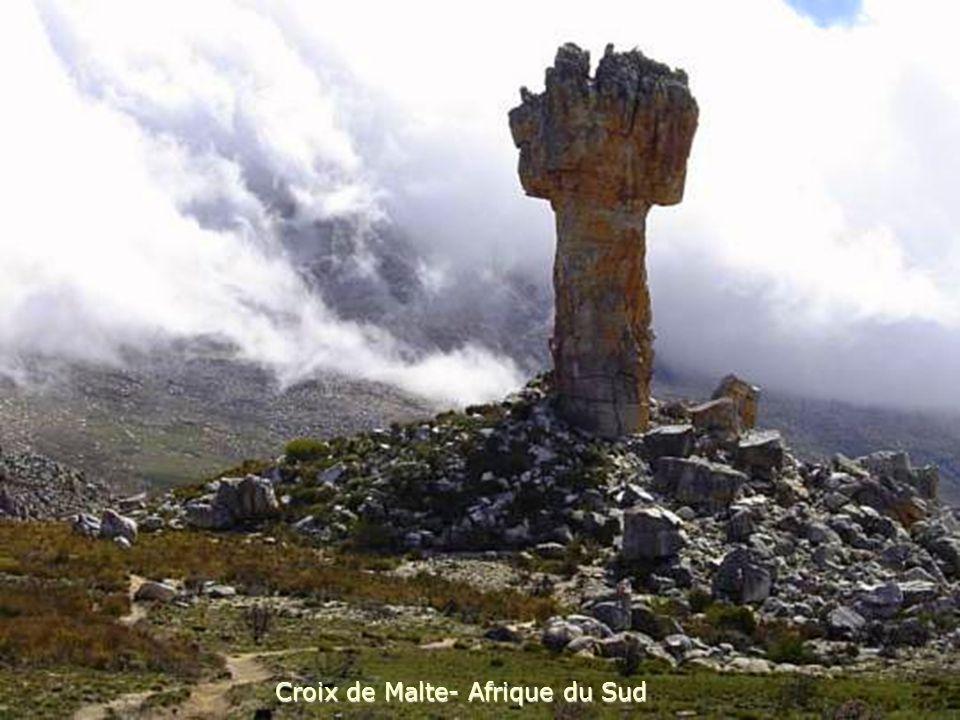 Croix de Malte- Afrique du Sud