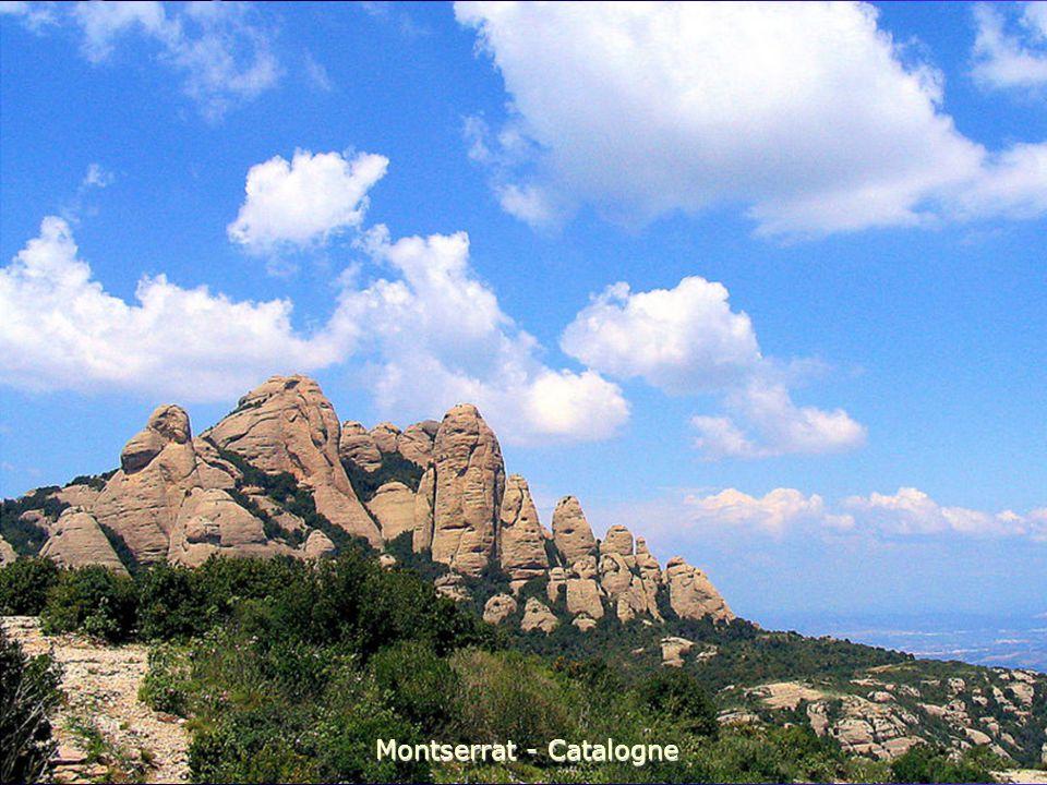 Montserrat - Catalogne