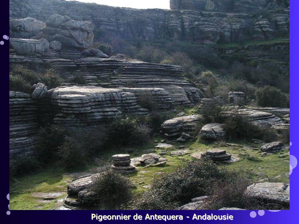Pigeonnier de Antequera - Andalousie
