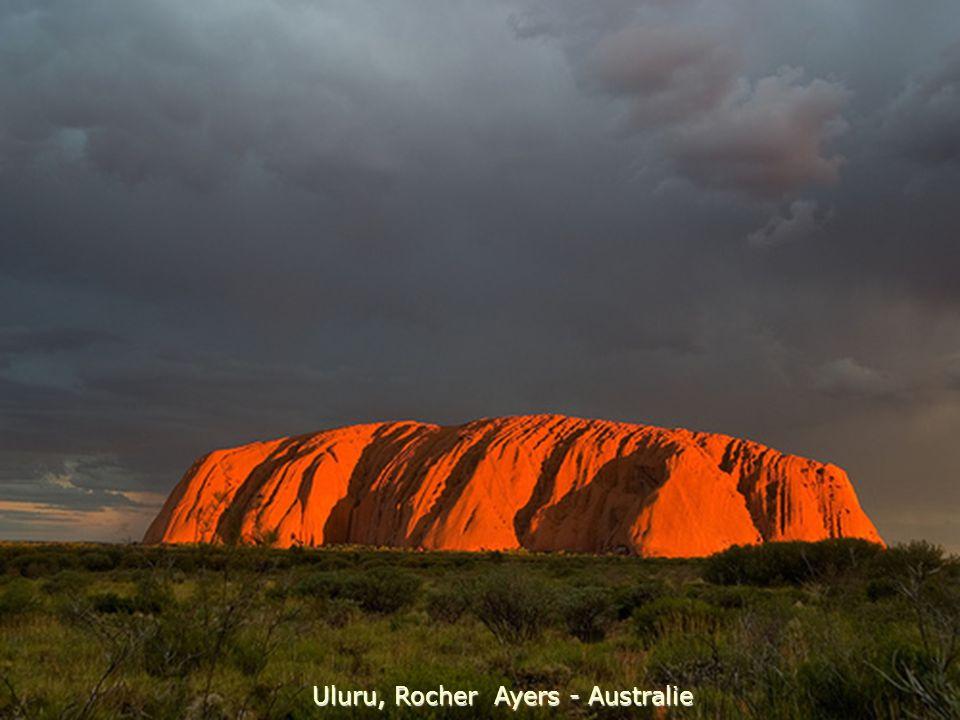 Uluru, Rocher Ayers - Australie