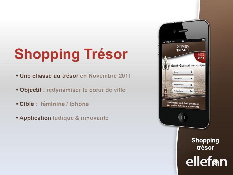 Shopping Trésor Shopping trésor