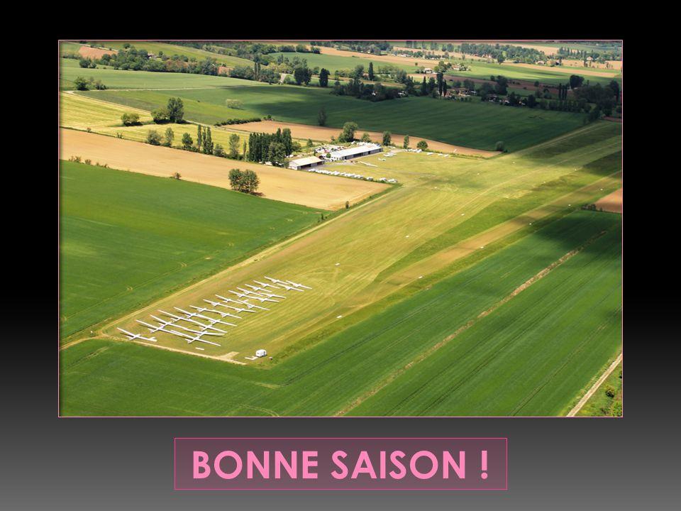 BONNE SAISON !