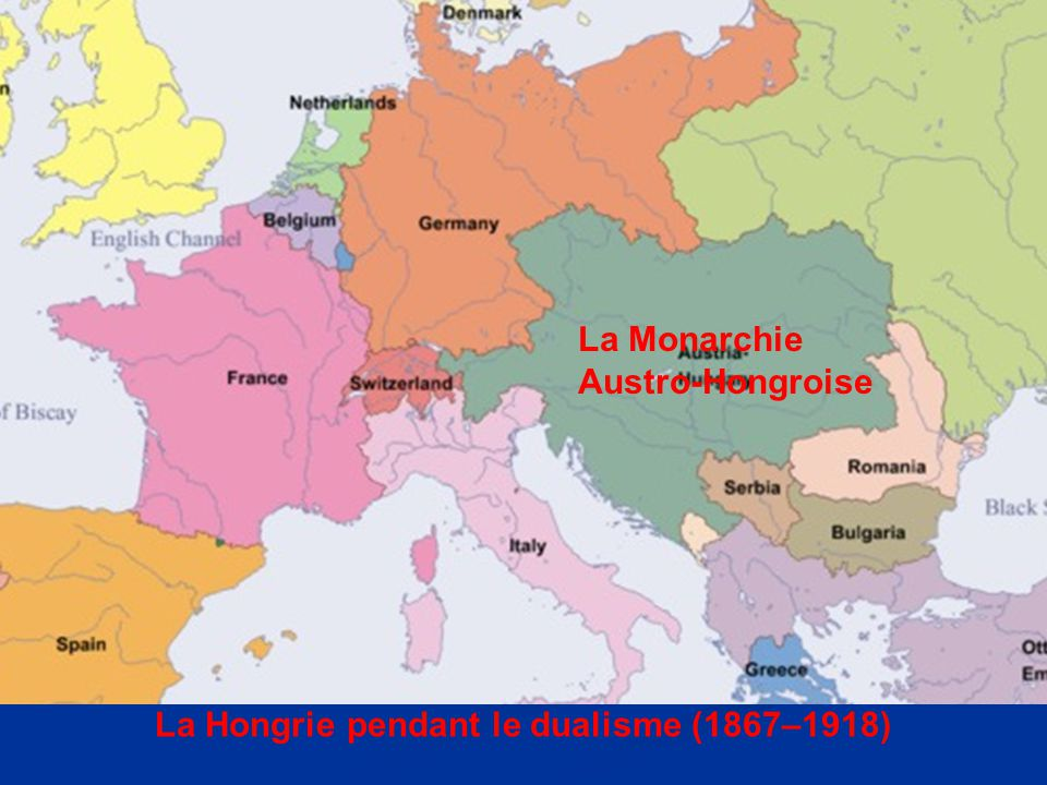 La Hongrie pendant le dualisme (1867–1918)