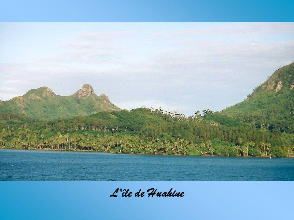 L île de Huahine