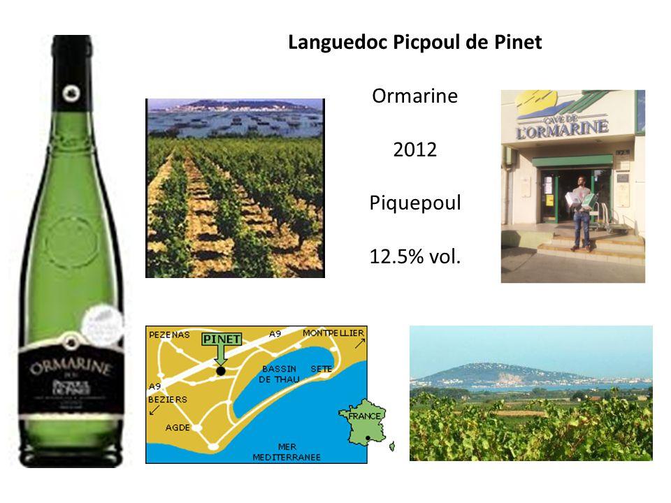 Languedoc Picpoul de Pinet