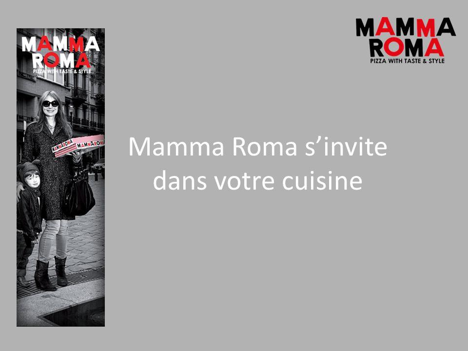 Mamma Roma s'invite dans votre cuisine