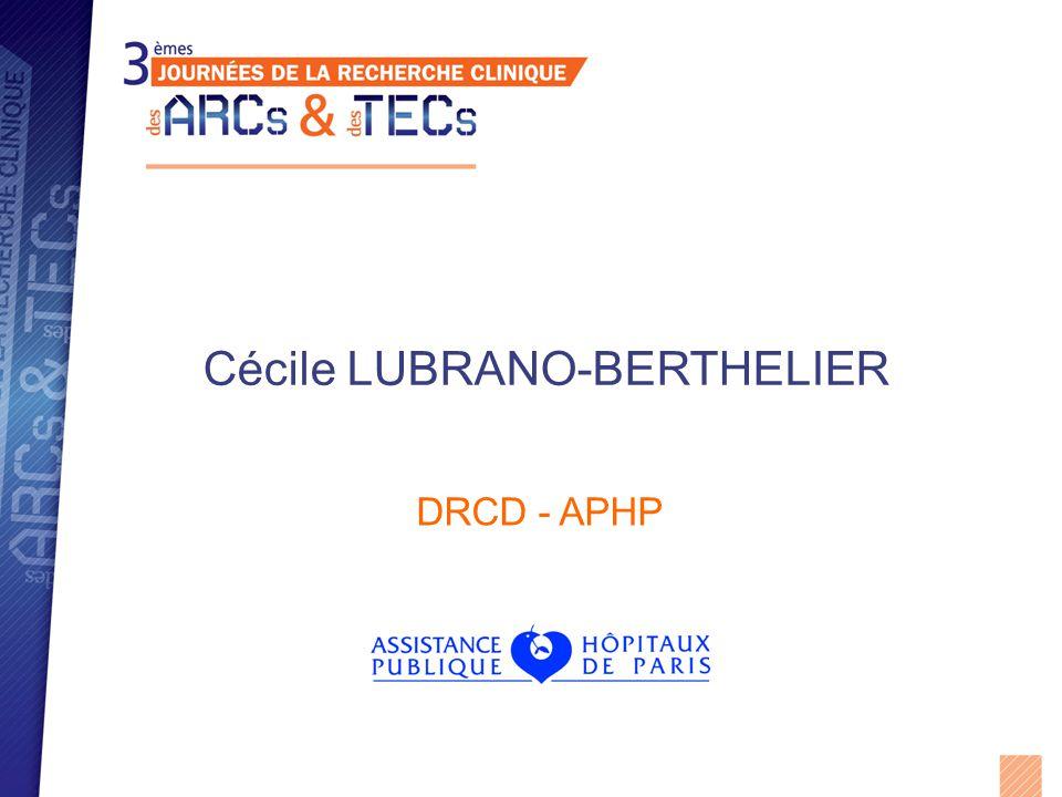 Cécile LUBRANO-BERTHELIER
