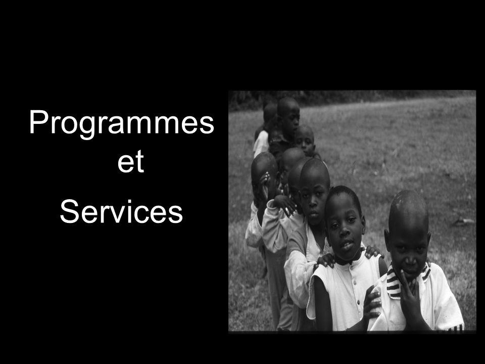 Programmes et Services