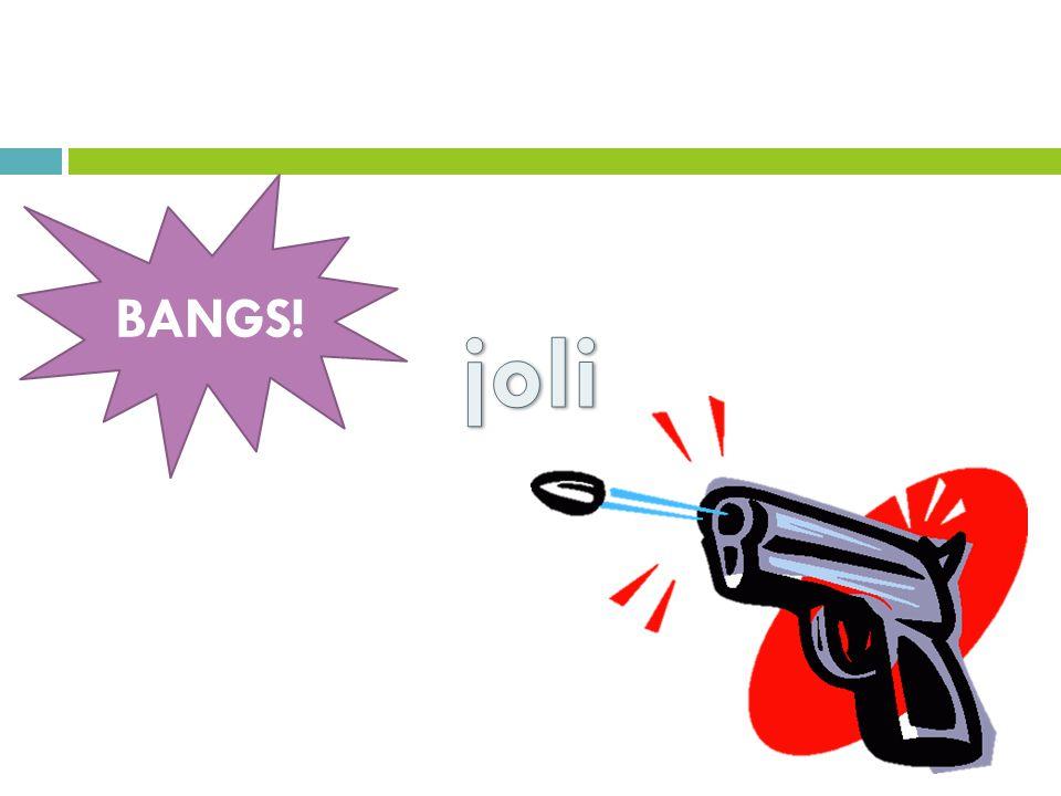 BANGS! joli