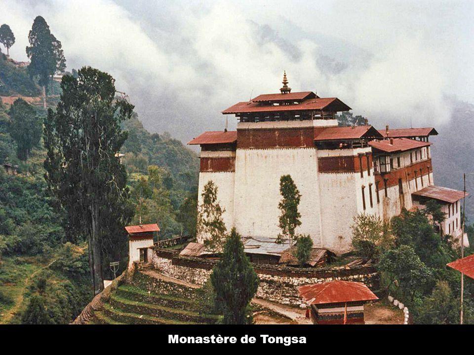 Monastère de Tongsa