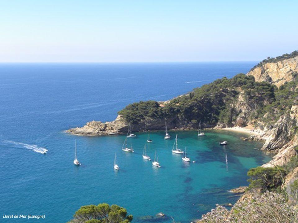 B.G Lloret de Mar (Espagne)