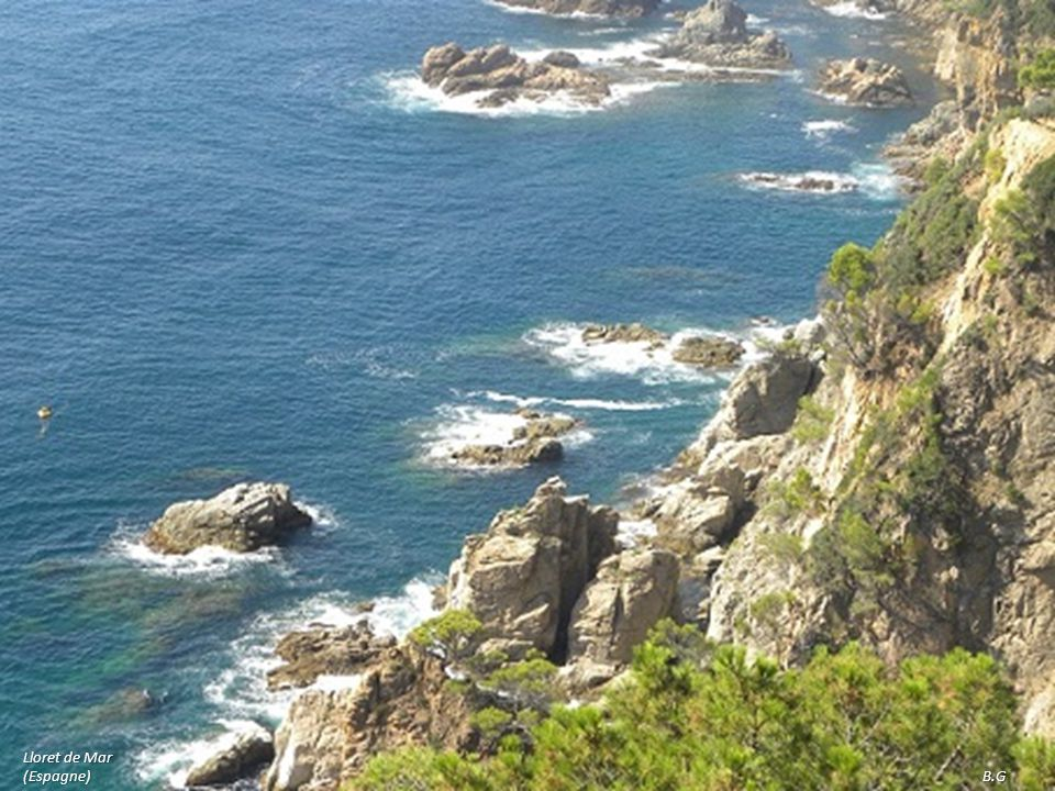Lloret de Mar (Espagne)
