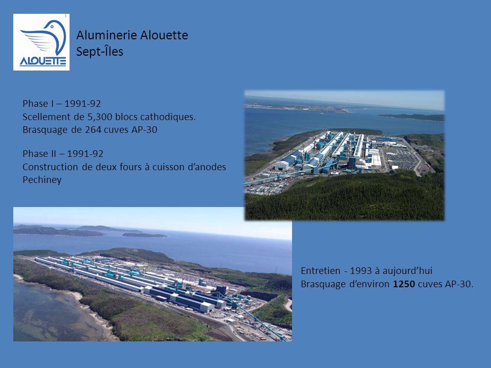 Aluminerie Alouette Sept-Îles
