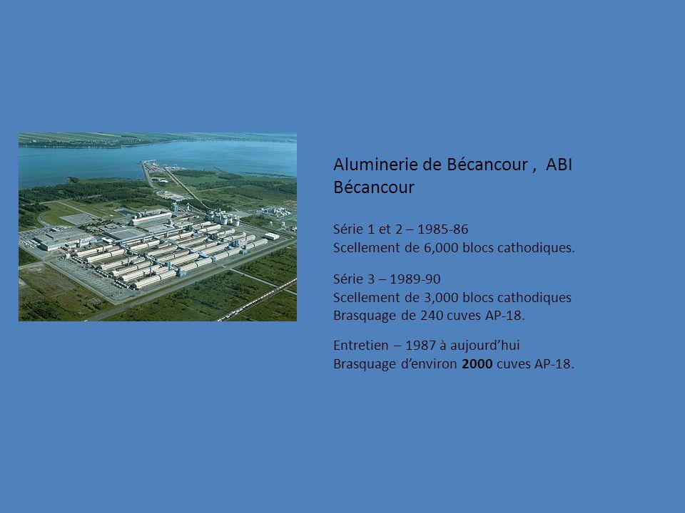 Aluminerie de Bécancour , ABI Bécancour