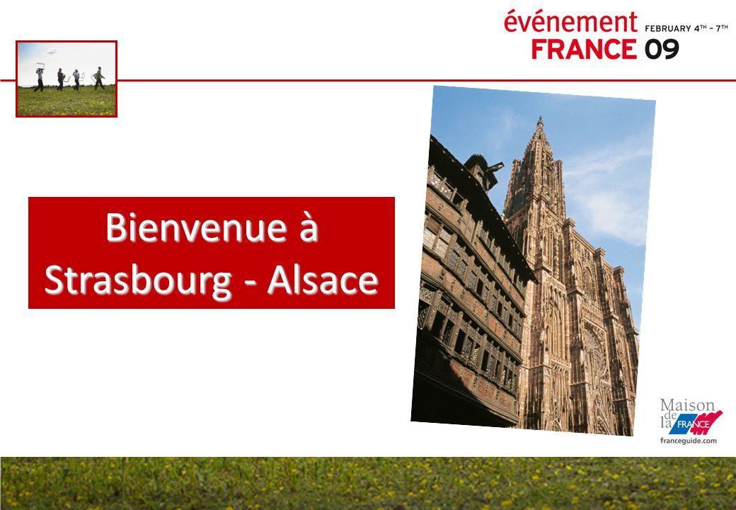 Bienvenue à Strasbourg - Alsace
