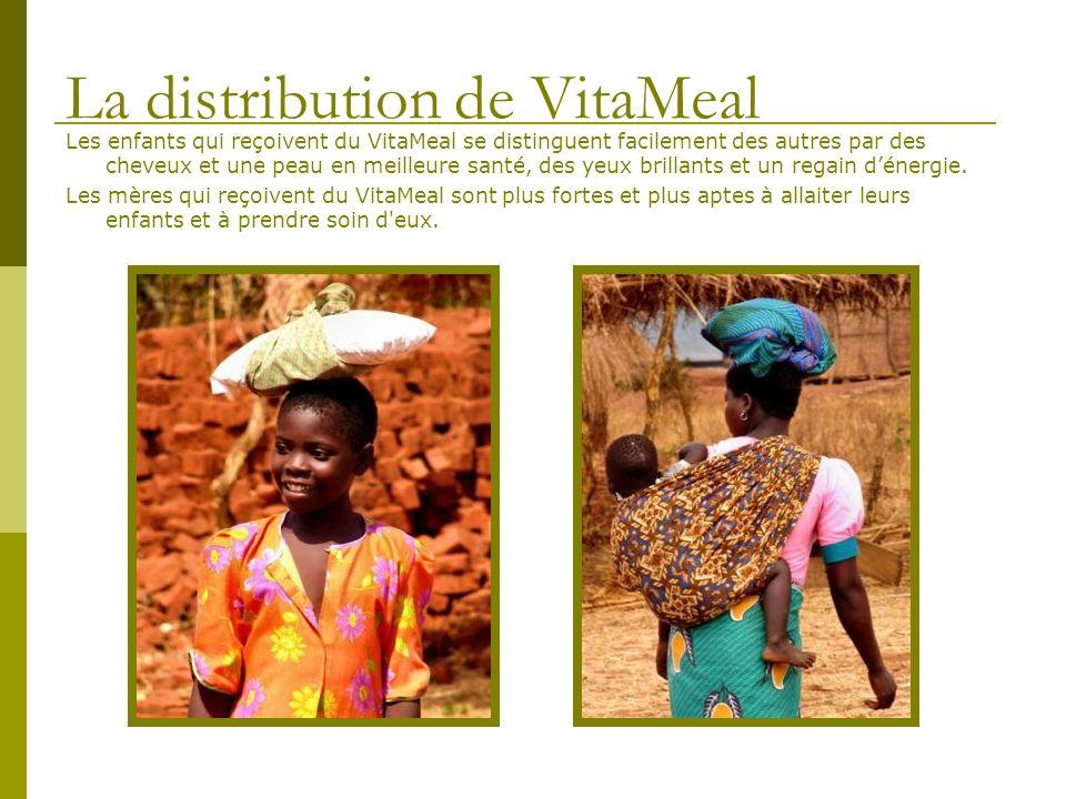 La distribution de VitaMeal