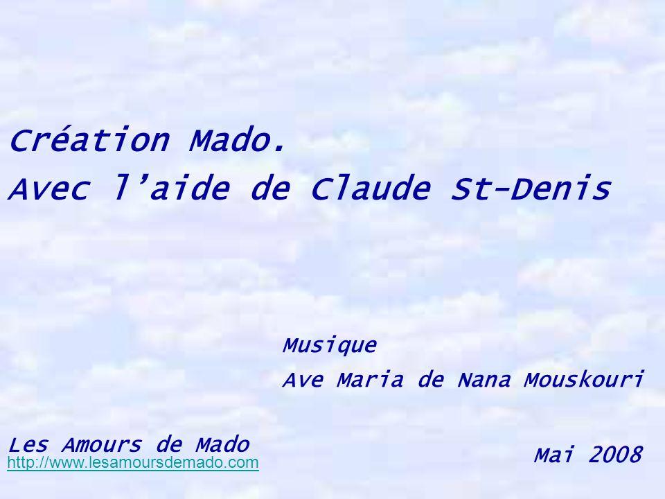 Avec l'aide de Claude St-Denis