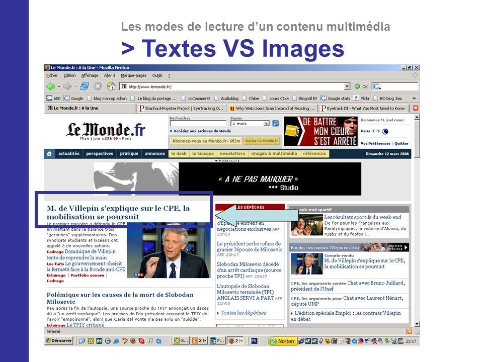 Les modes de lecture d'un contenu multimédia