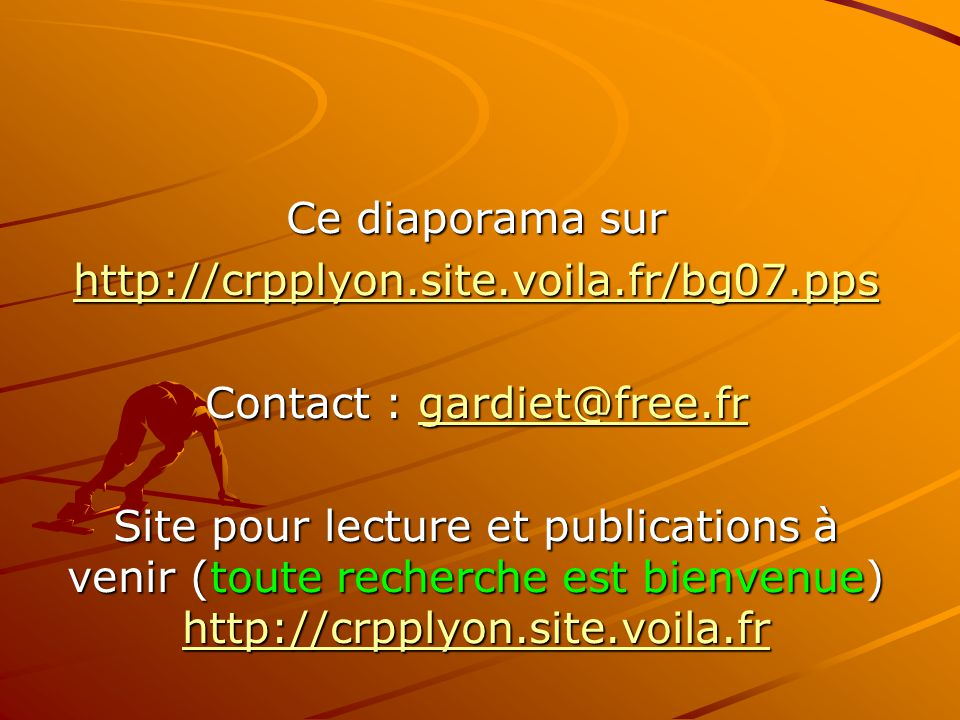 Contact : gardiet@free.fr