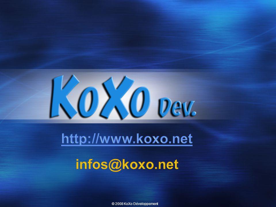 http://www.koxo.net infos@koxo.net
