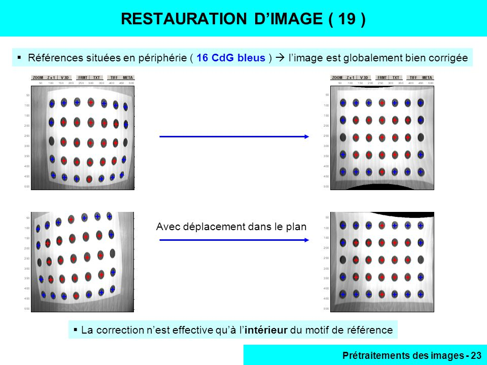 RESTAURATION D'IMAGE ( 19 )
