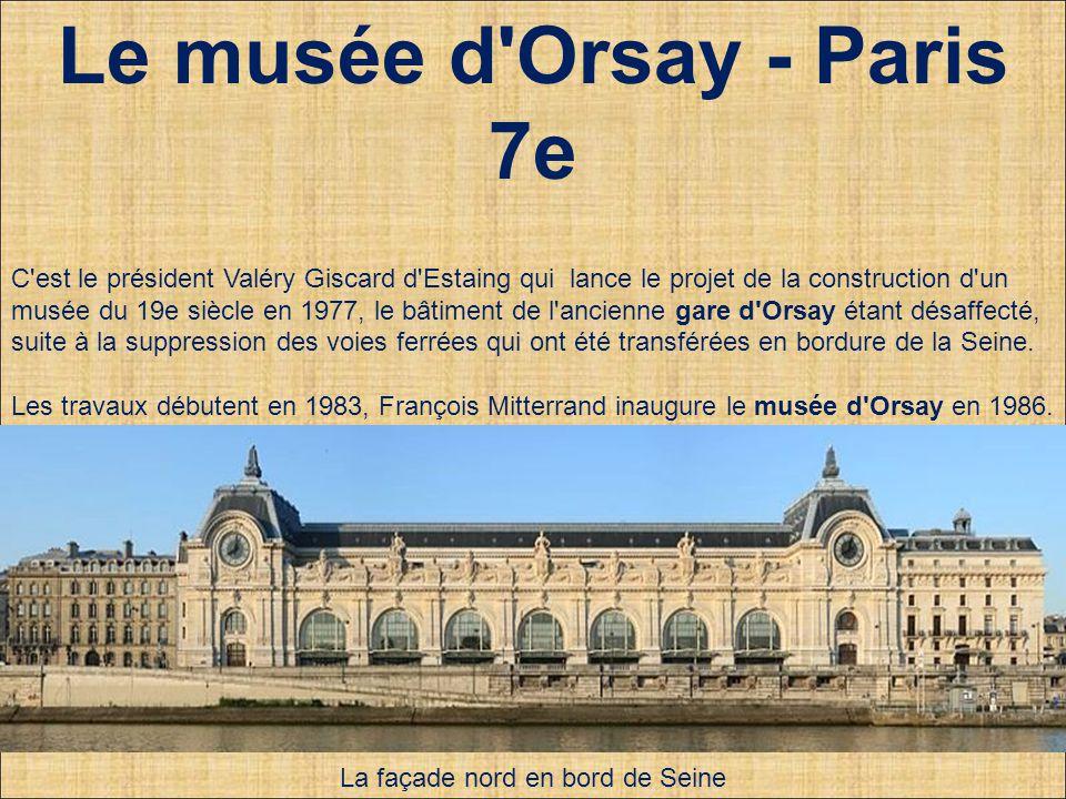 Le musée d Orsay - Paris 7e