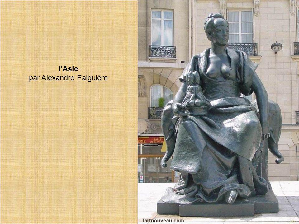 par Alexandre Falguière
