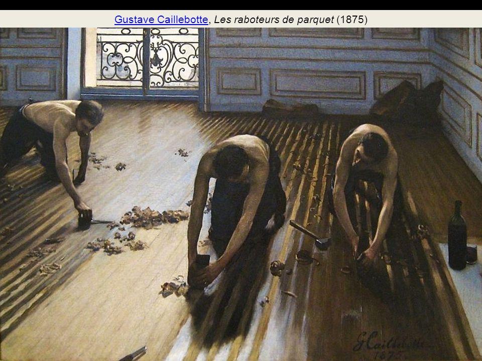 Gustave Caillebotte, Les raboteurs de parquet (1875)