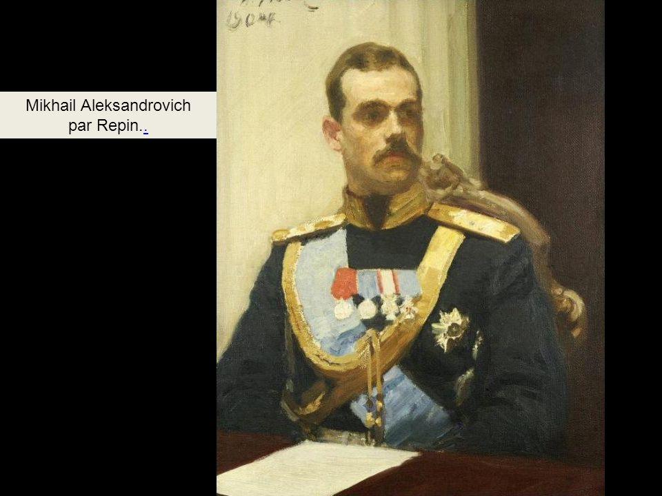 Mikhail Aleksandrovich