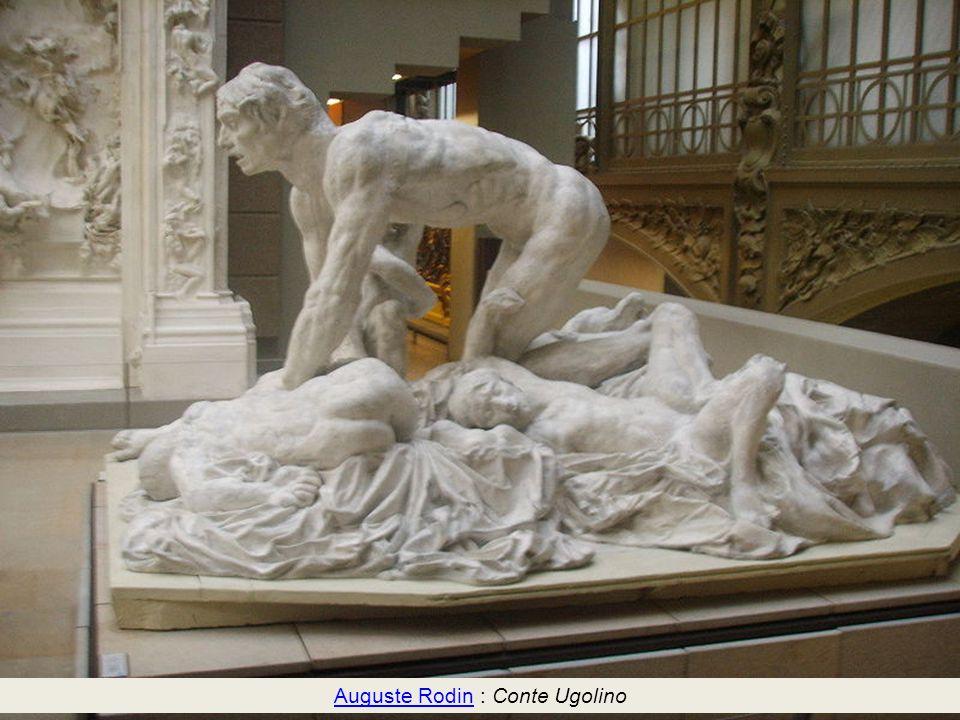 Auguste Rodin : Conte Ugolino