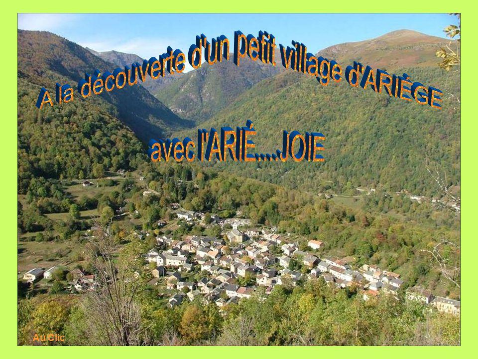 A la découverte d un petit village d ARIÉGE