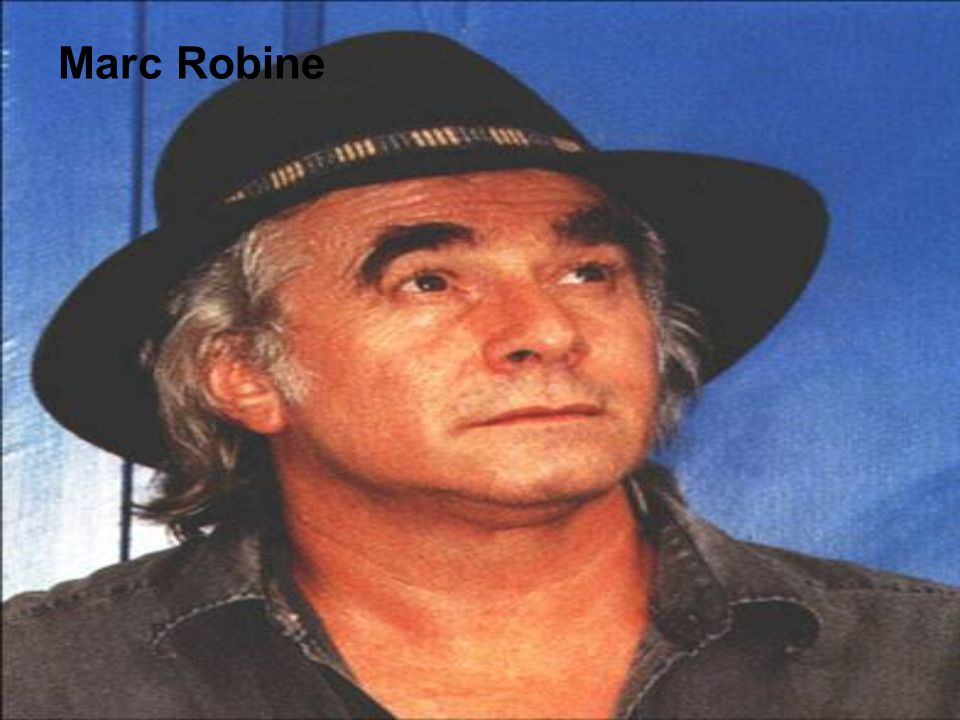 Marc Robine