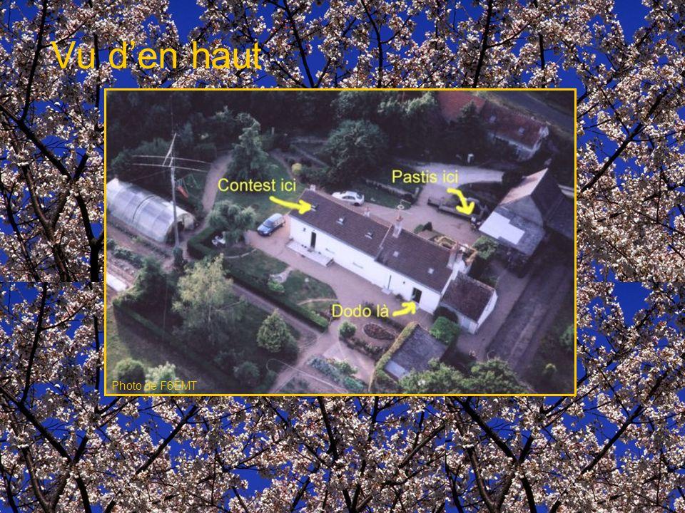 Vu d'en haut Photo de F6EMT