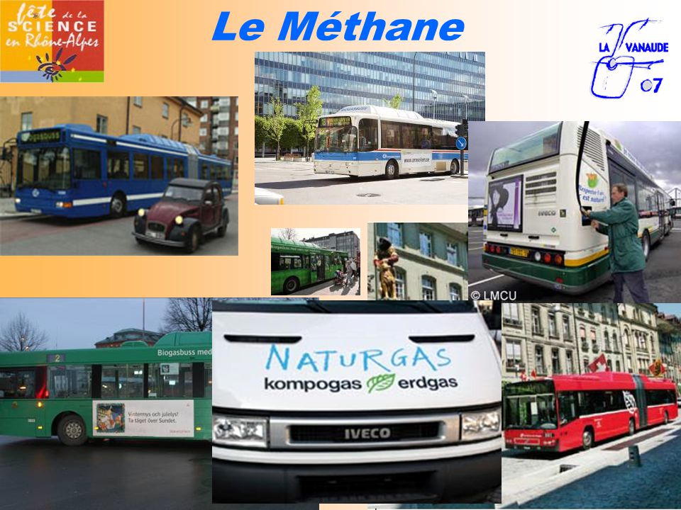 Le Méthane