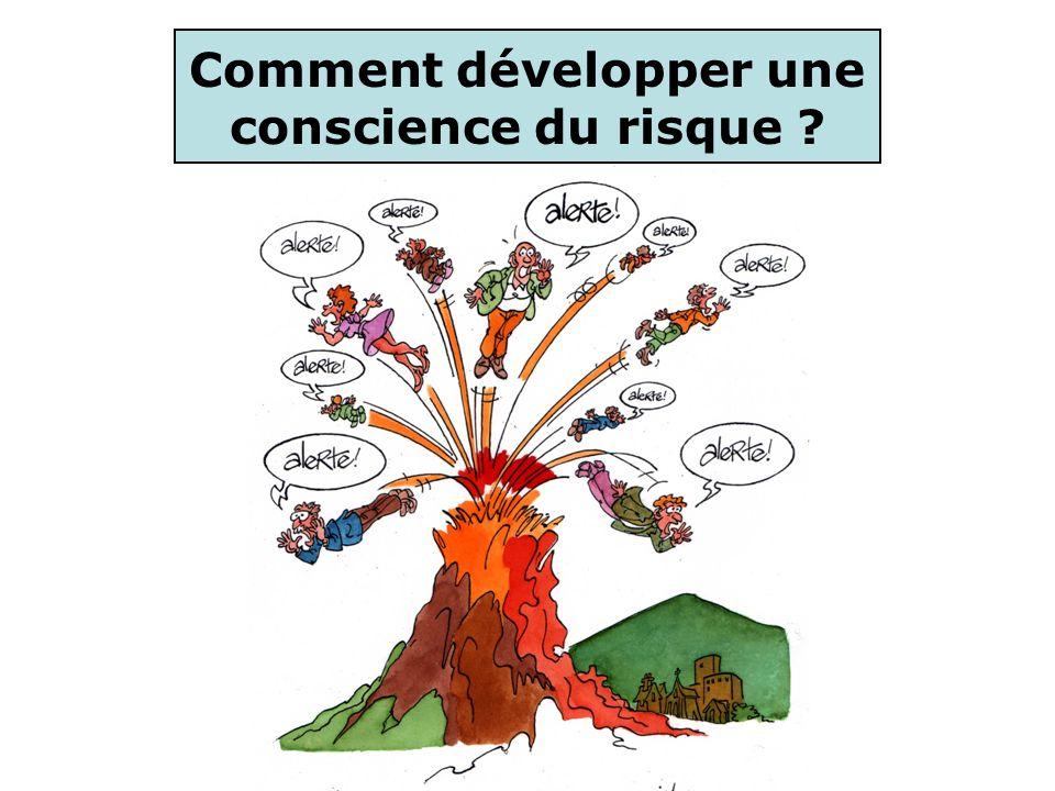 Comment développer une conscience du risque