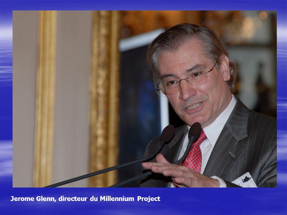 Jerome Glenn, directeur du Millennium Project