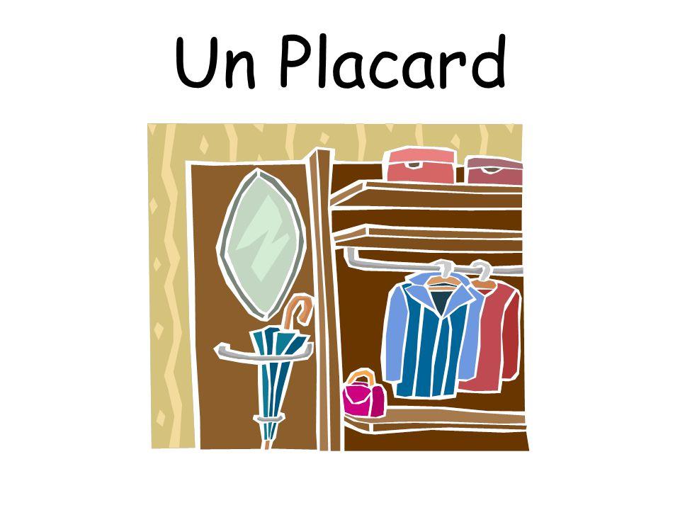 Un Placard