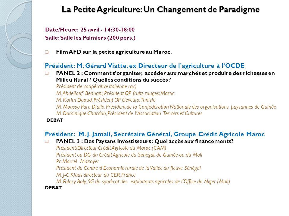 La Petite Agriculture: Un Changement de Paradigme