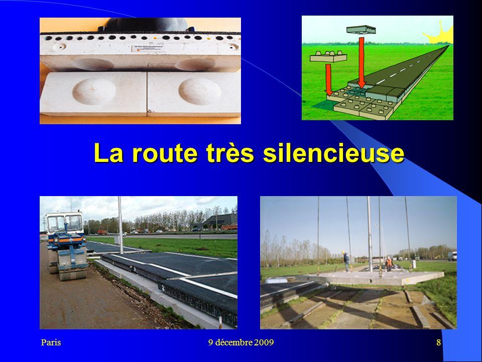 La route très silencieuse