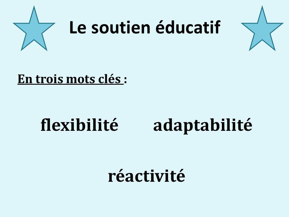 flexibilité adaptabilité