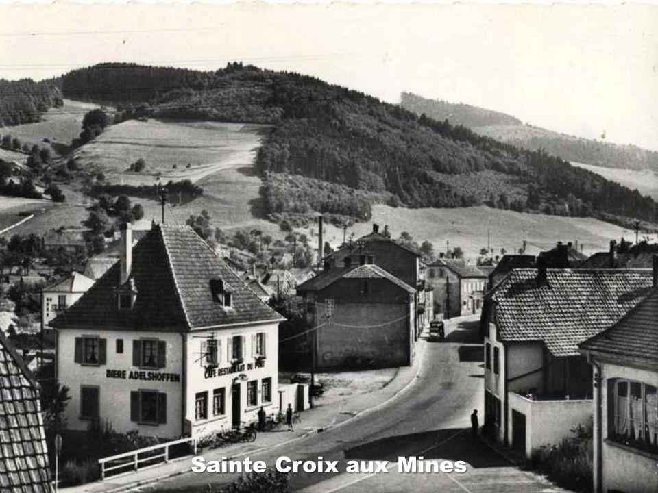 Sainte Croix aux Mines