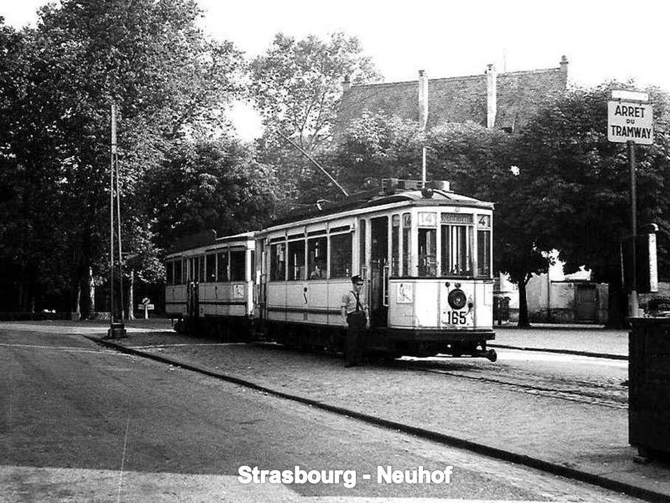Strasbourg - Neuhof