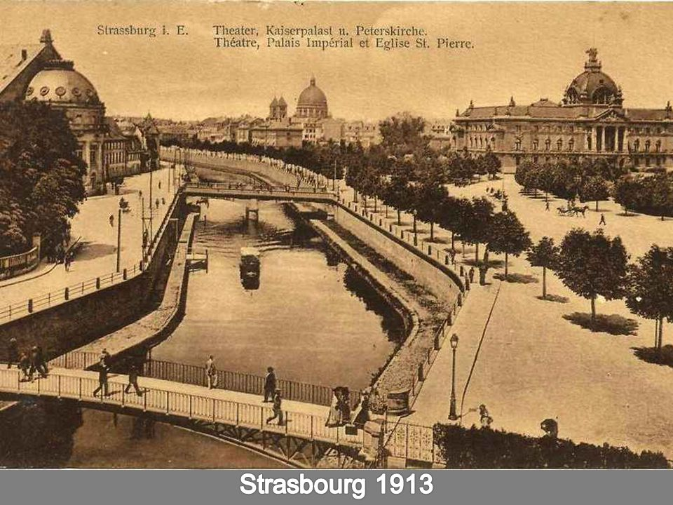 Strasbourg 1913